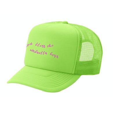Tory Lanez God Bless Umbrella Boys Neon Trucker Hat