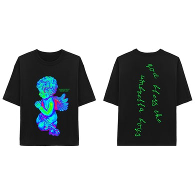 Tory Lanez Praying Angel tee