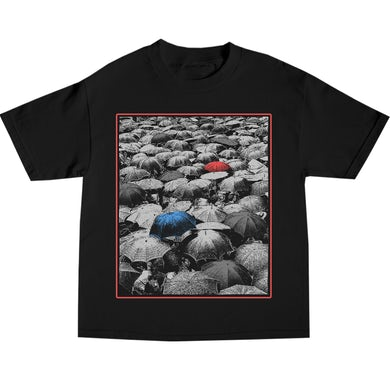 Tory Lanez Crowd Tee- Black