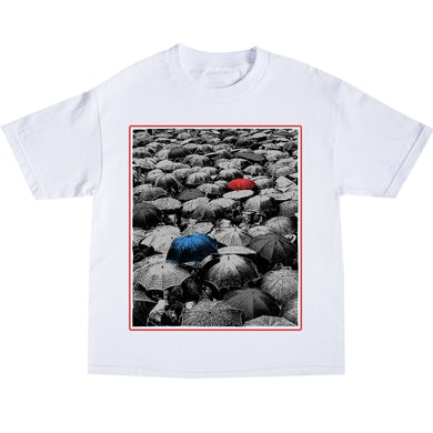 Tory Lanez Crowd Tee- White