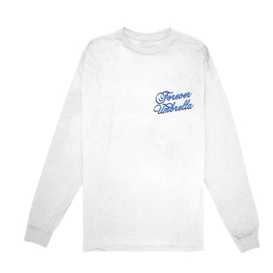 Tory Lanez Forever Umbrella Long Sleeve- White