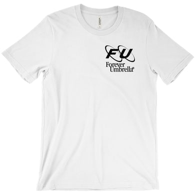 Tory Lanez FU Logo White Tee
