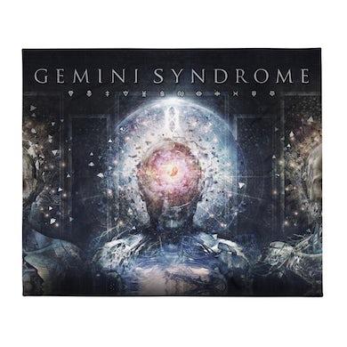 Gemini Syndrome Memento Mori Throw Blanket