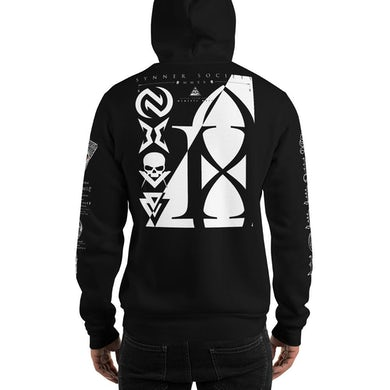 Gemini Syndrome Synner Society Hoodie