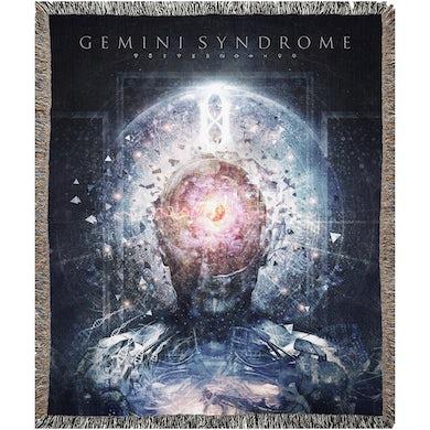 Gemini Syndrome Memento Mori Woven Blanket