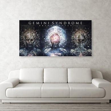 Gemini Syndrome 2nd DEGREE METAL PRINT