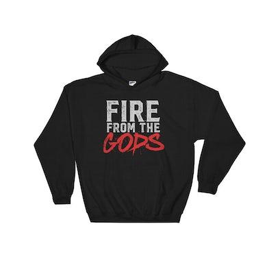 Fire from the Gods Survivor Onyx Hooded Sweatshirt