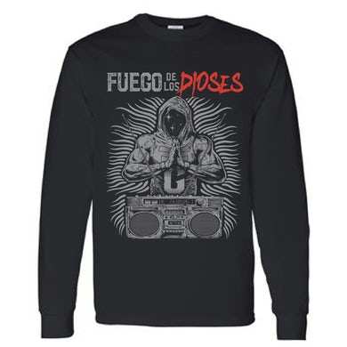 Fire from the Gods Fuego Long Sleeve