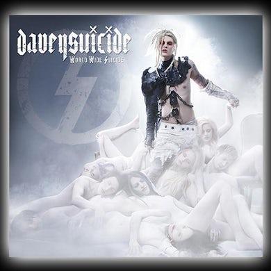 Davey Suicide Worldwide Suicide Full Length CD