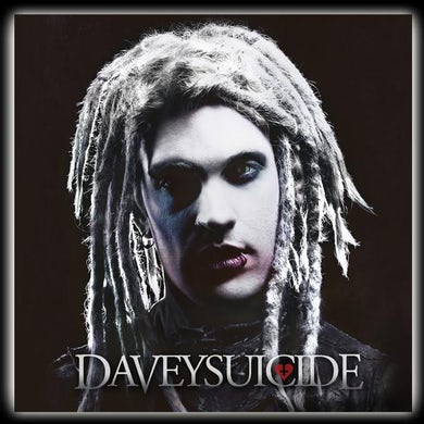"""Davey Suicide """"Self Titled"""" Full Length CD"""