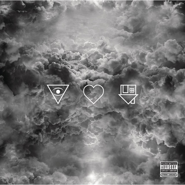 The Neighbourhood I Love You - ALBUM - CD