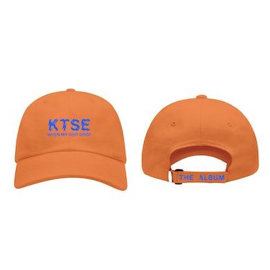 Teyana Taylor ORANGE BLUE CAP