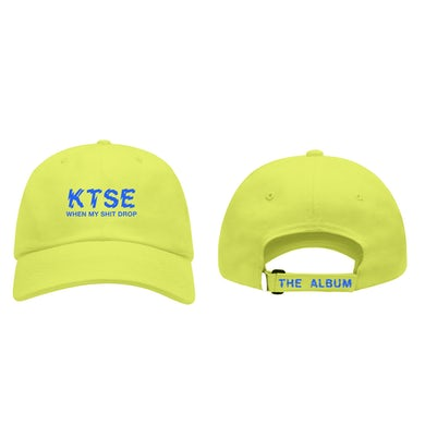 Teyana Taylor ELECTRIC GREEN CAP