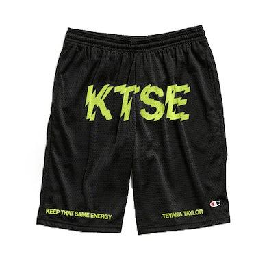 Teyana Taylor KTSE shorts