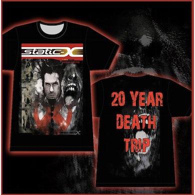 Wisconsin Death Trip - 20 Year Death Trip - 2 Sided - T-Shirt