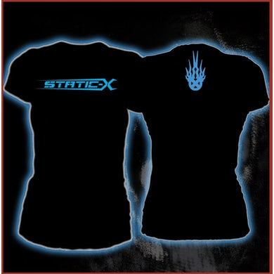Static-X Girl Shirt