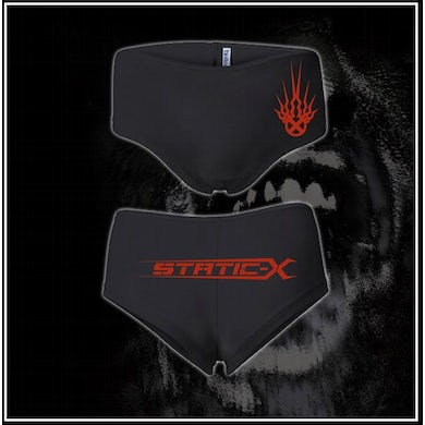 Static-X Bootie Shorts