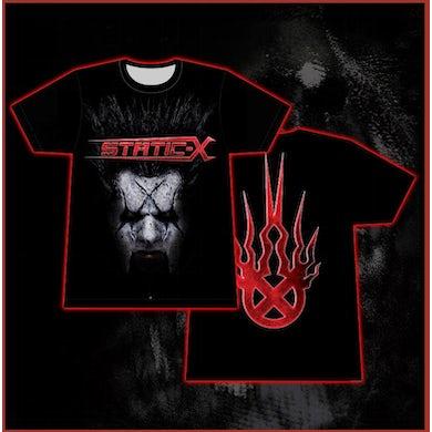 Static-X Xero Mask Shirt