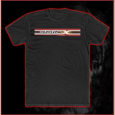 Static-X WDT Logo Shirt
