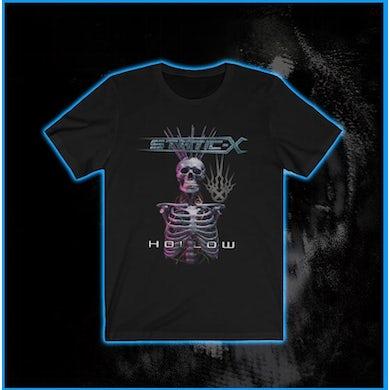 Static-X Hollow Single Shirt