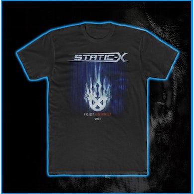 Static-X Project Regeneration Vol 1 Shirt