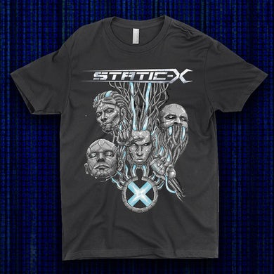 Static-X Falko Stengel Shirts