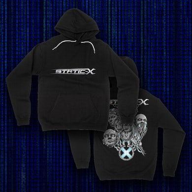 Static-X Falko Stengel Hoodies