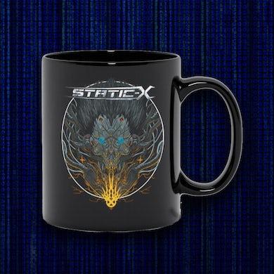 Static-X Agus Zoer Black Mugs