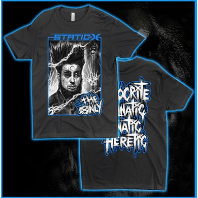 Static-X The Only Shirts