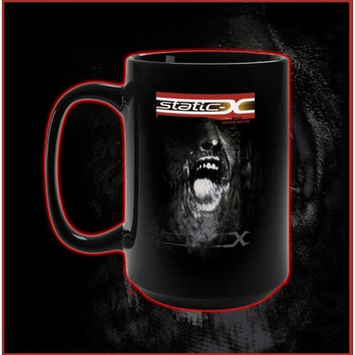 Static-X WDT Face Mugs