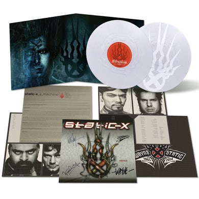 Machine (20th Anniversary Edition) Signed Vinyl