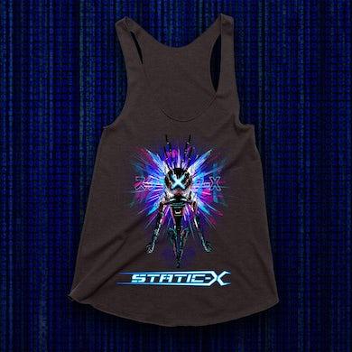 Static-X Ratta Rodriguez Tank Tops