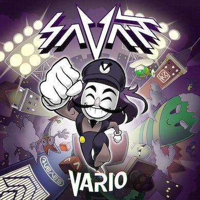 Savant Vario - CD