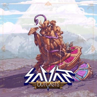 Savant Outcasts - 4-CD Collection