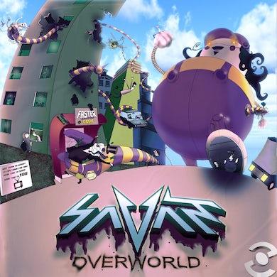 Savant Overworld - CD
