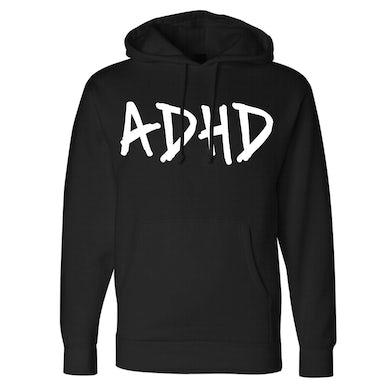 Joyner Lucas Black ADHD Hoodie