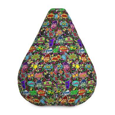 Joyner Lucas ADHD Bean Bag Chair Cover