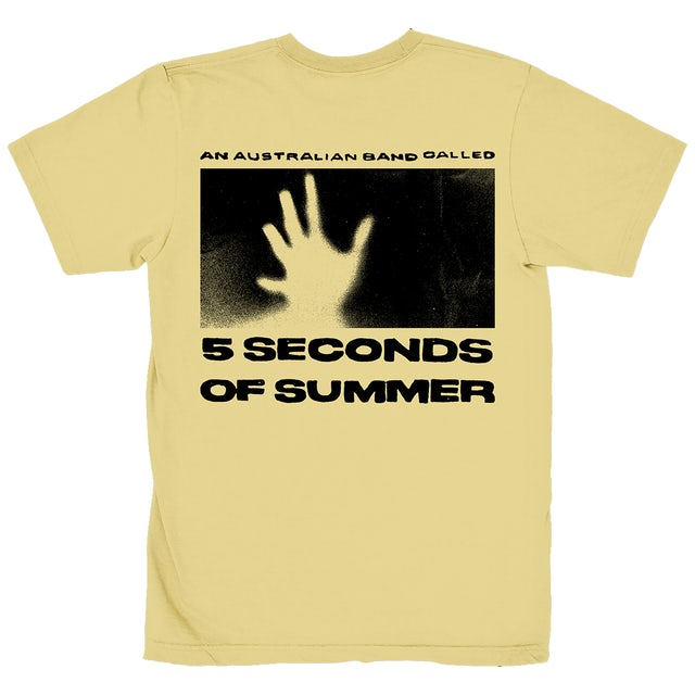 5 Seconds Of Summer 5 HAND TEE