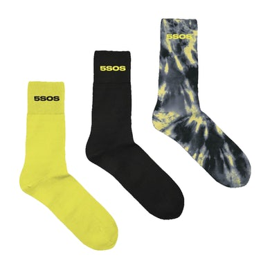 5 Seconds Of Summer Socks