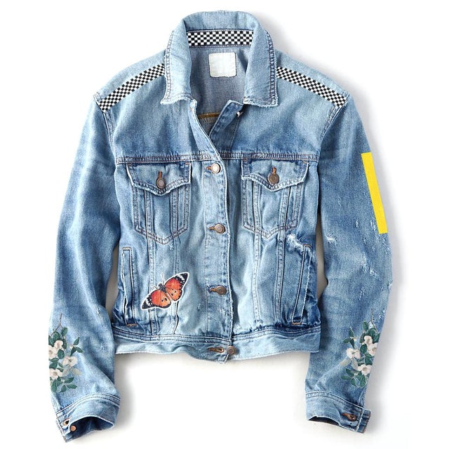 Halsey Denim Jacket