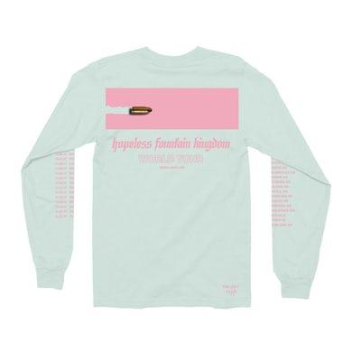 Halsey Mint/Pink Tour Long Sleeve