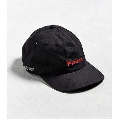 Halsey Black Hat