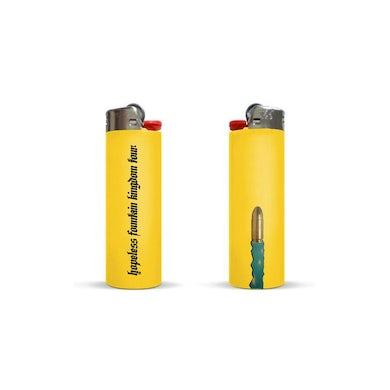 Halsey Yellow Lighter