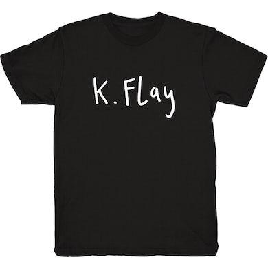 K.Flay LOGO TEE