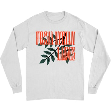 From Indian Lakes Tree Branch White Long Sleeve