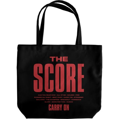 The Score Carry On Tote