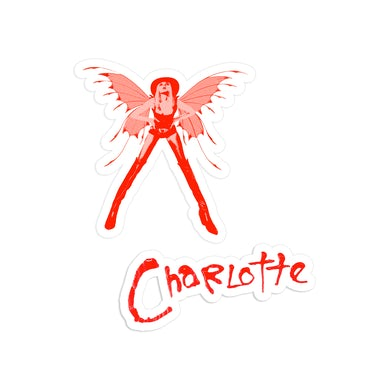Charlotte Lawrence Cowboys Stickers