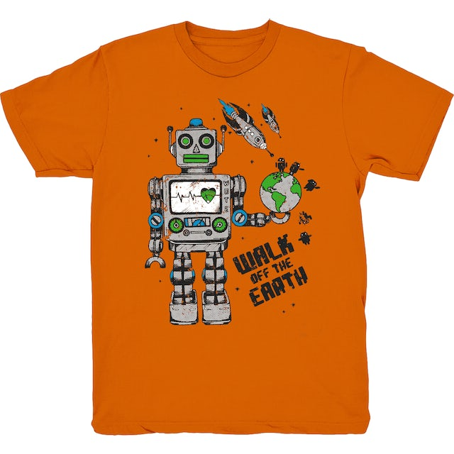 Walk Off The Earth Kids and Youth Robot + Digital Album