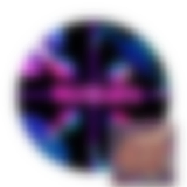Walk Off The Earth Neon Lights Novelty D'Addario Drumhead + Digital Album