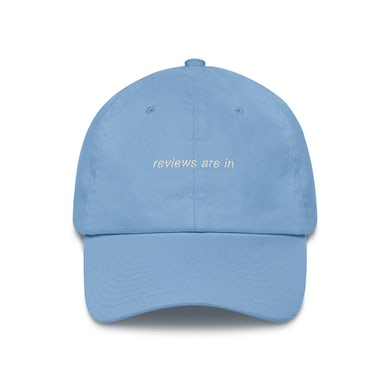 Anson Seabra REVIEWS ARE IN HAT